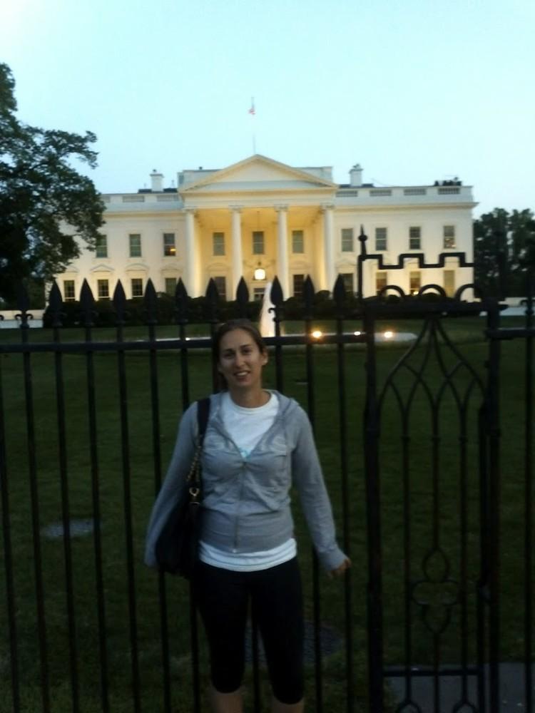 White House exploring Washington DC's Monuments