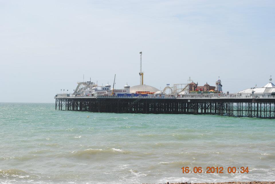Pier Brighton is a great beach