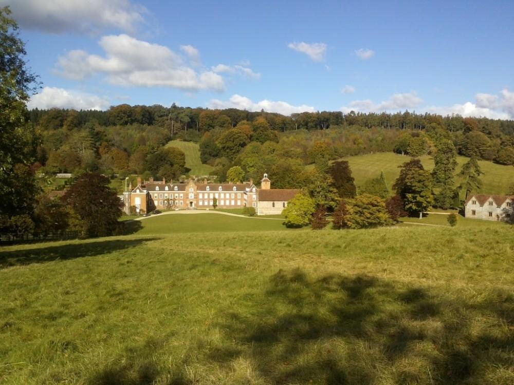 Manor House, Stonor Park in Henley