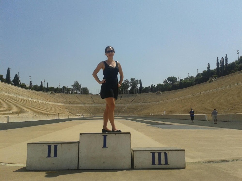 Panathenaic Stadium tour Athens