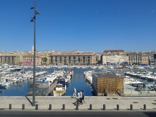 Old Port Marseille