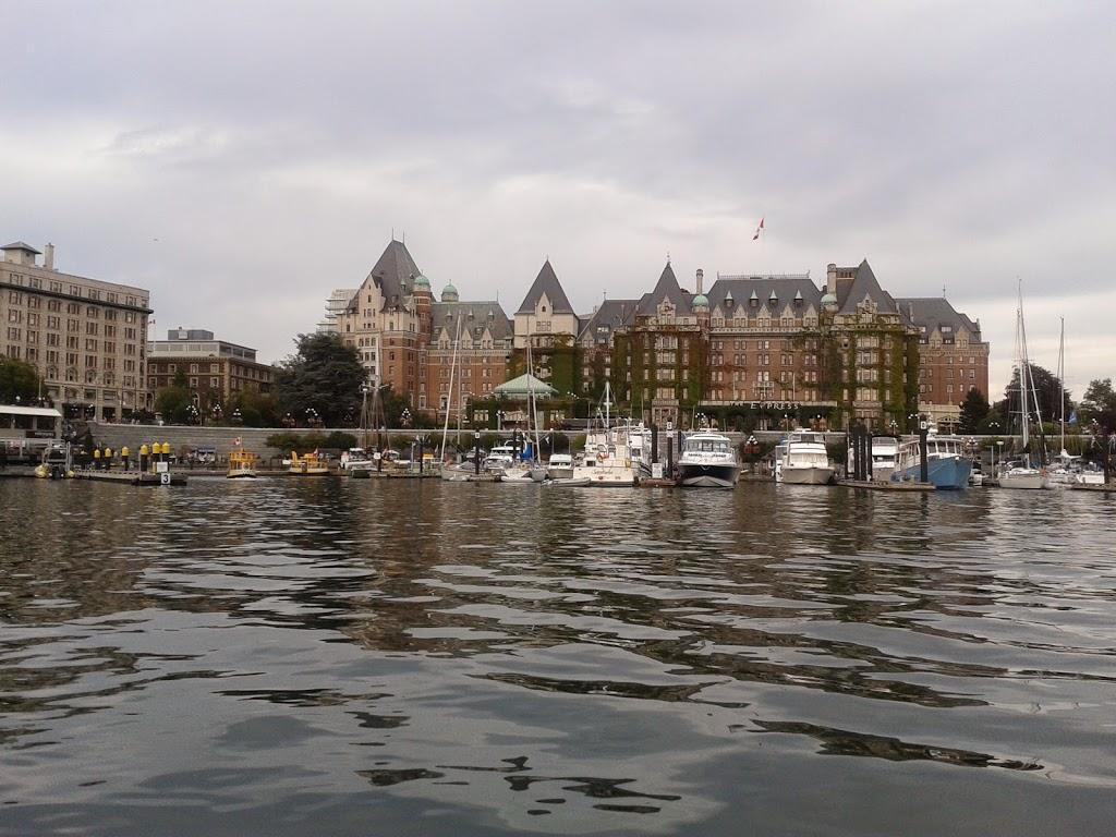 The Empire Hotel in Victoria Canada