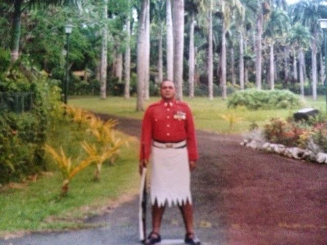 Parliament buildings visit Suva