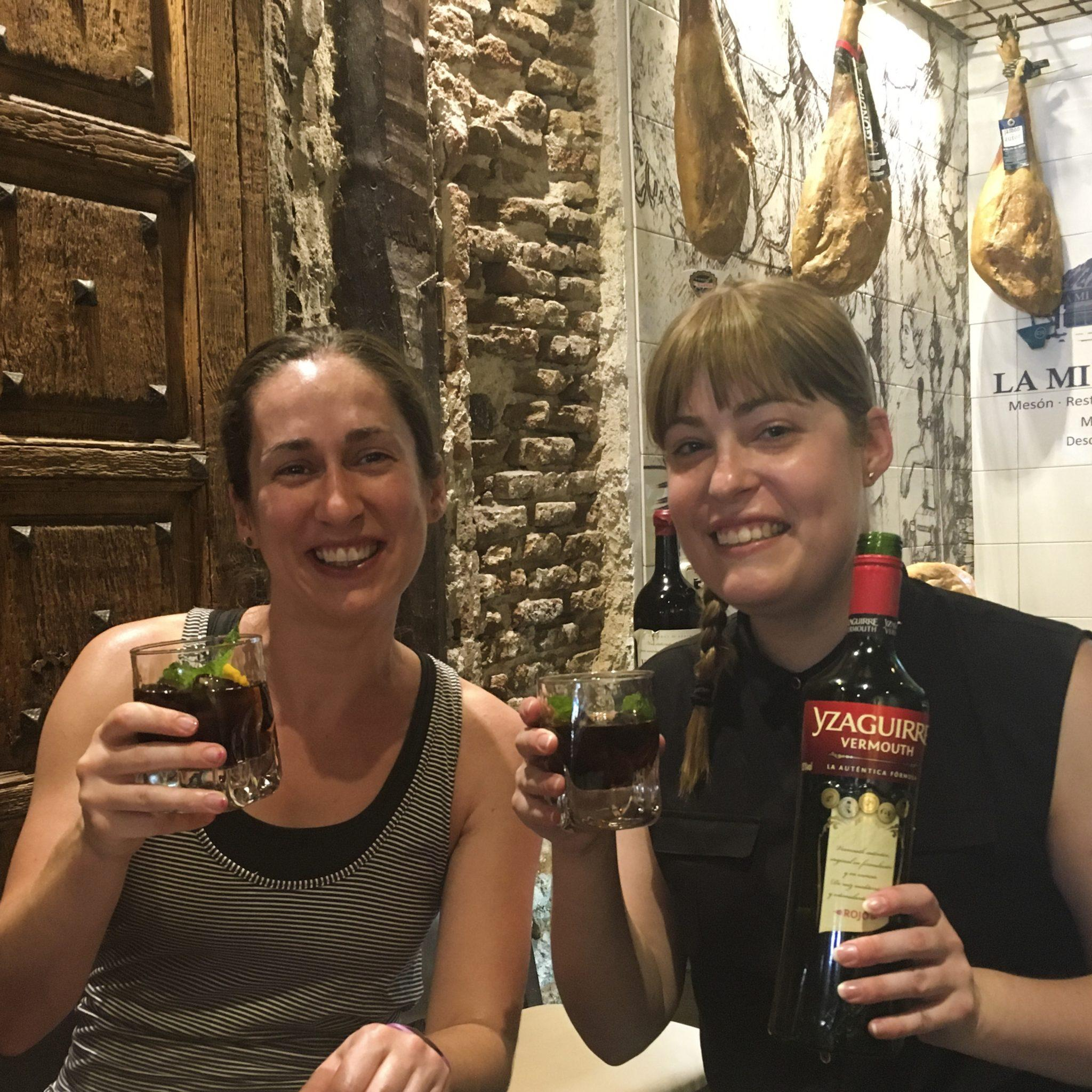 spanish food you must try in Madrid