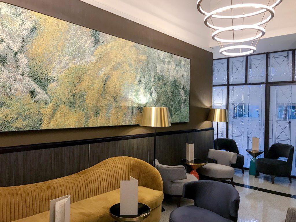 lobby DoubleTree by Hilton Wellington