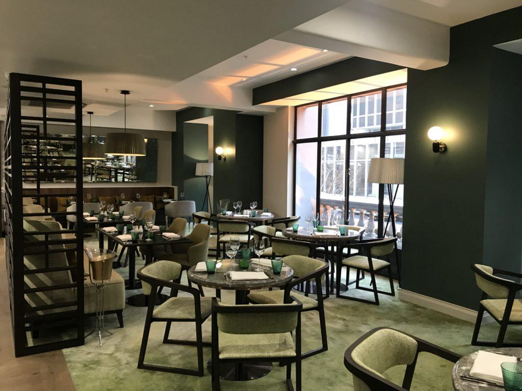 Spring restaurant DoubleTree by Hilton Wellington