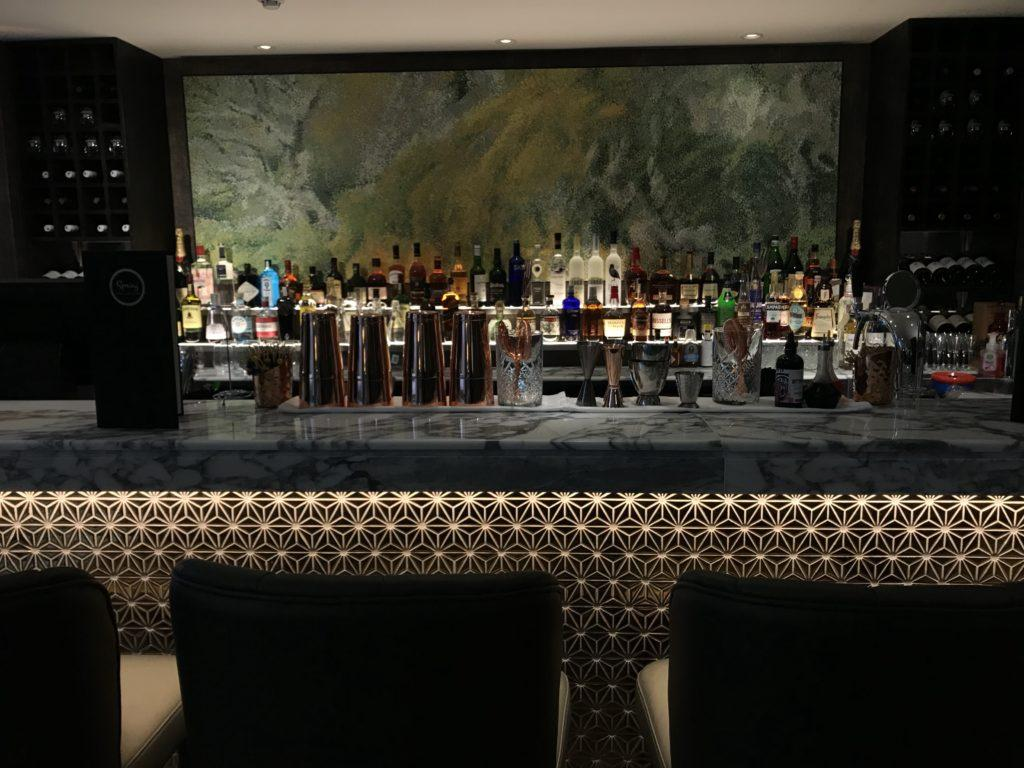 Bar DoubleTree by Hilton Wellington