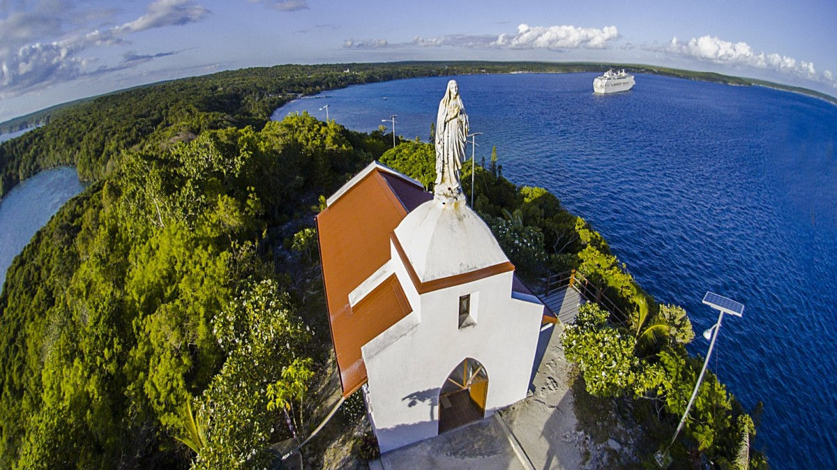 Church on Lifou