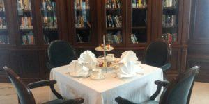 Afternoon Tea on Azamara Journey